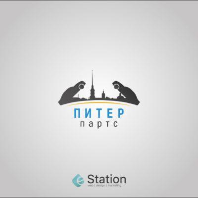 Разработка логотипа для магазина автозапчастей
