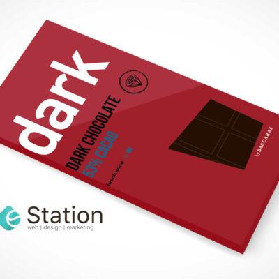 Дизайн упаковки для шоколада
