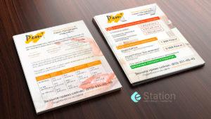 Дизайн листовки для ремонтной компании